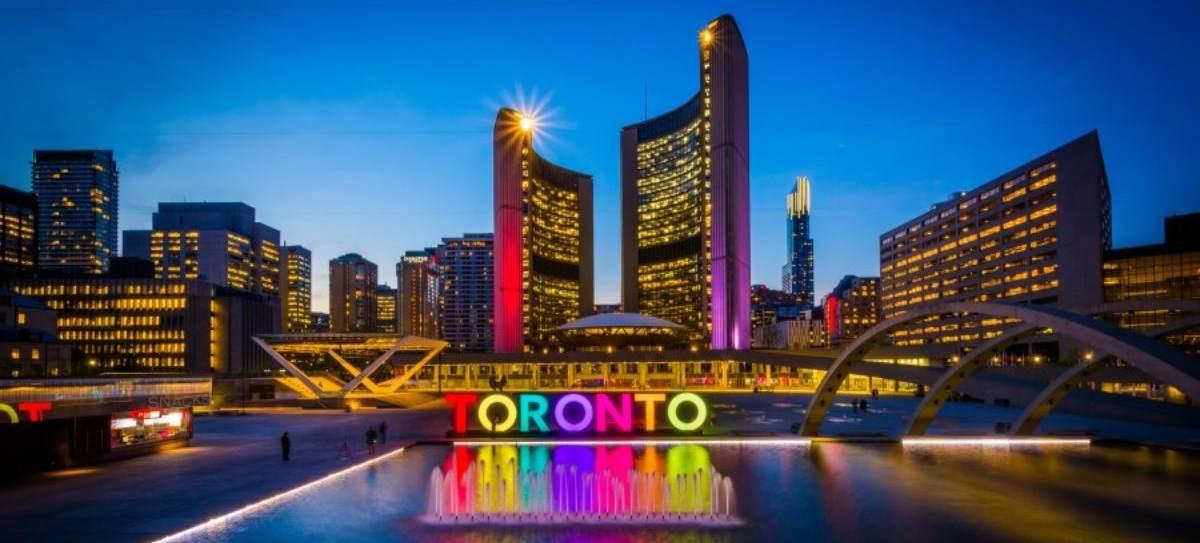多伦多相关链接 - Toronto City Hall